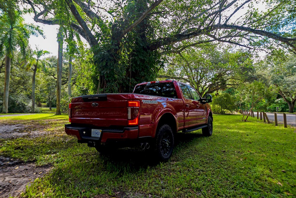 Ford Super Duty F250
