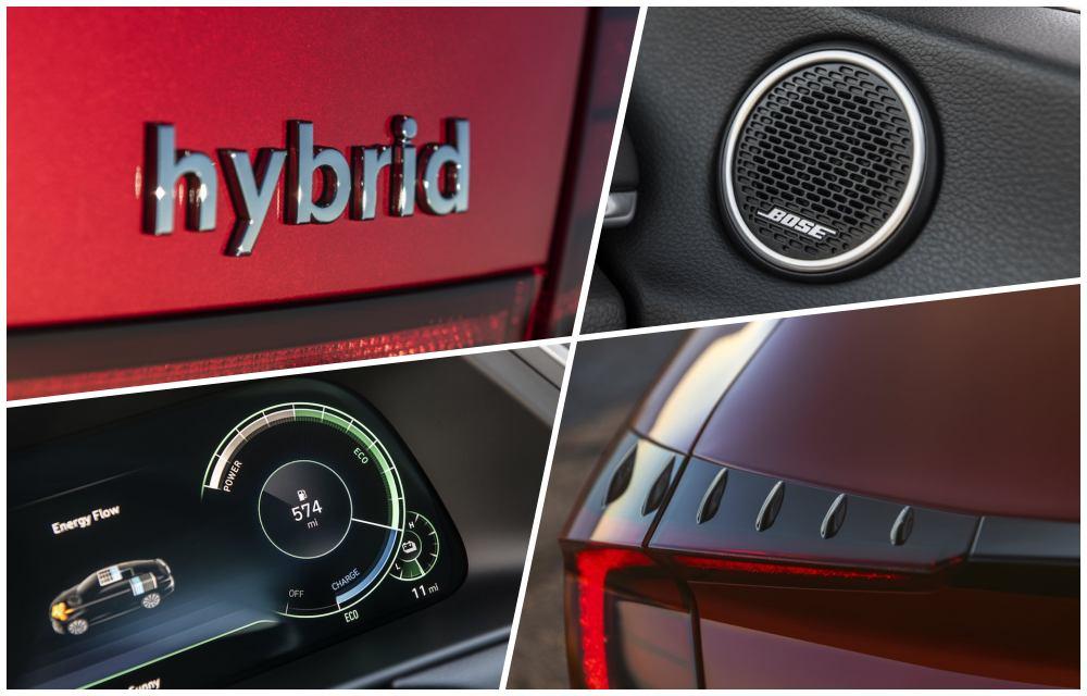 2021 Hyundai Sonata Hybrid C
