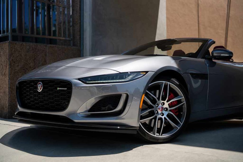 2021 Jaguar F-Type R-Dynamic