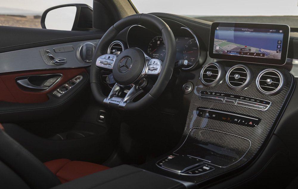 2021 Mercedes Benz GLC 43 -