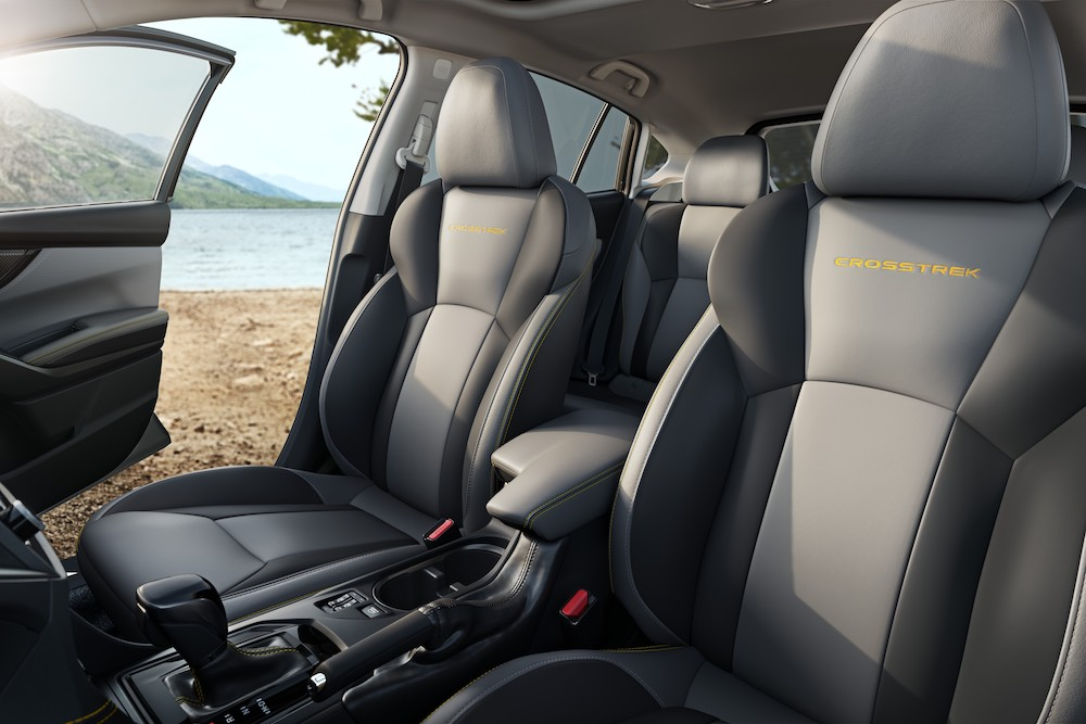 2021 Subaru Crosstrek Sport 05 Interior 2