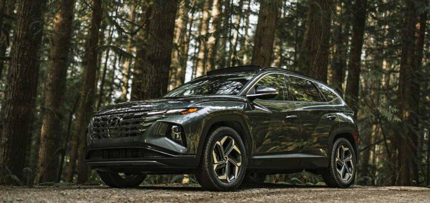 Hyundai's Tucson