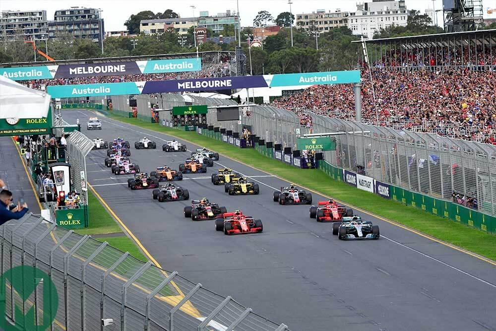 La Formula 1 dio a conocer el calendario oficial del 2022