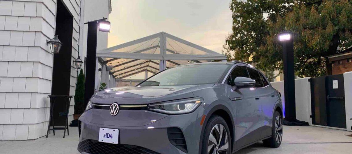 ID.4 Volkswagen better than Tesla's Model Y